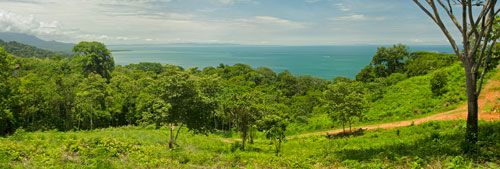 natural ocean view in uvita costa rica